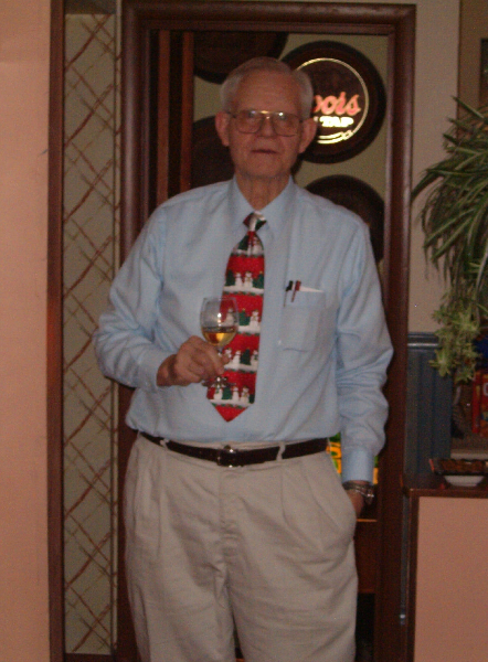Bob Christmas 2003