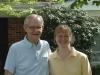 Lori & Dad, 2000.